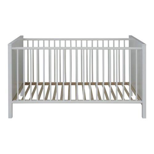 ebuy24 Kinderbett »Ory Kinderbett 70x140 cm, weiss.«
