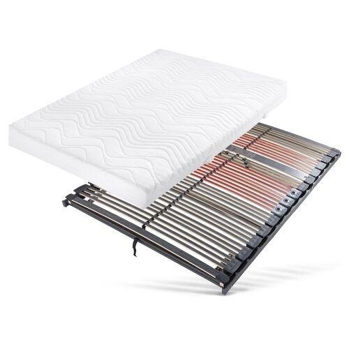 BeCo EXCLUSIV Taschenfederkernmatratze + Lattenrost »