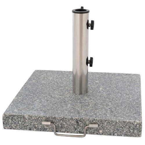 VCM Betonschirmständer »Sonnenschirmständer mit Rollen Granit«