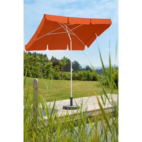 Schneider Schirme Sonnenschirm »Ibiza«, LxB: 180x120 cm, ohne Schirmständer, terracotta