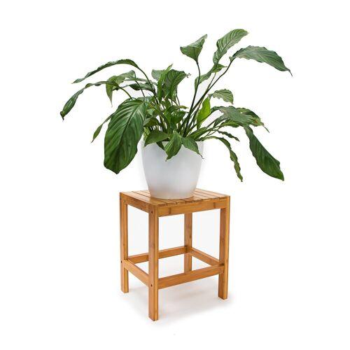 relaxdays Blumenhocker »Blumenhocker Bambus«