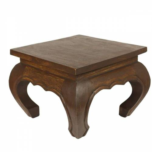 Oriental Galerie Opiumtisch »Opiumtisch Opium Tisch Beistelltisch«, Handarbeit, braun
