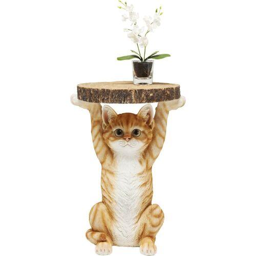 KARE Beistelltisch »Beistelltisch Animal Ms Cat 33cm«