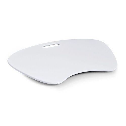 HTI-Living Laptoptisch »Laptop-Schoßtablett MDF«, Schoßtablett, Weiss