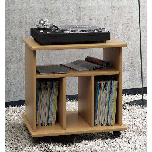VCM TV-Rack »Schallplatten-Möbel