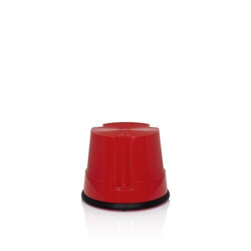 hjh OFFICE Arbeitshocker »Arbeitsstuhl Arbeitshocker TIO-S«, Rot