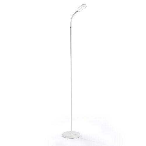 EASYmaxx LED Stehlampe, Daylight 360 Grad drehbar