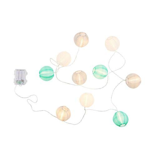 BUTLERS Lichterkette »OPEN AIR Outdoor Lichterkette 10 Lichter«