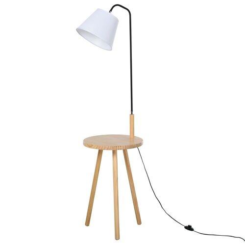 HOMCOM Stehlampe »Stehlampe fürs Wohnzimmer«