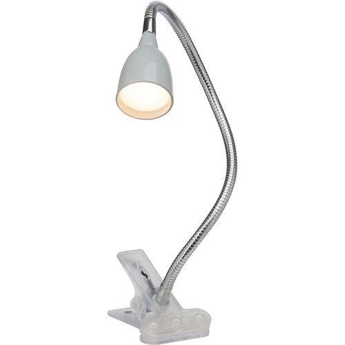Brilliant Klemmleuchte »LED Klemmleuchte Anthony, grau«