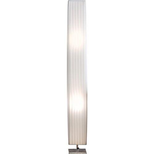 SalesFever Stehlampe »Emilie«, Plissee Lampenschirm