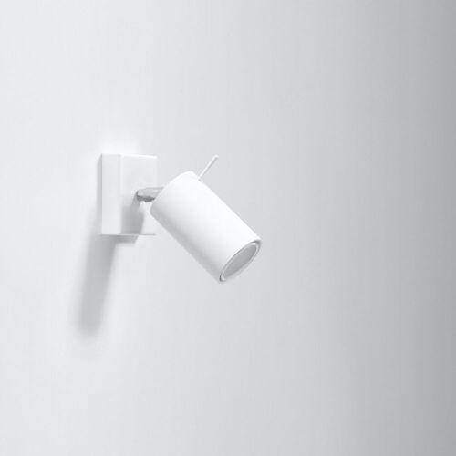 Licht-Erlebnisse Wandstrahler »ETNA Wohnzimmer Spot Weiß moderner Strahler Flur 4er Spot Lampe«