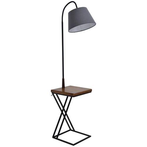 HOMCOM Stehlampe »Stehlampe mit Tisch«