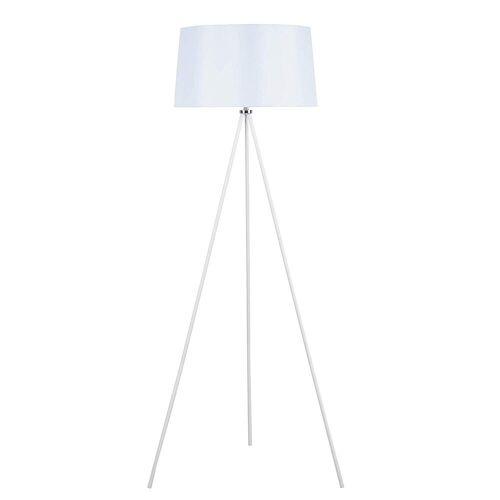 HOMCOM Stehlampe »Tripod-Stehlampe«, weiß