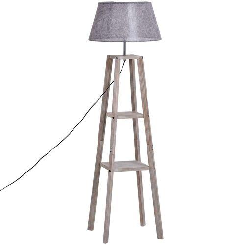 HOMCOM Stehlampe »Stehlampe im skandinavischen Stil«