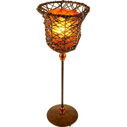 Guru-Shop Tischleuchte »Tischleuchte Kokopelli - Margarita Table Lamp..«, Margarita Table Lamp H1258