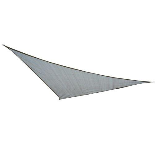 Outsunny Sonnensegel »Sonnensegel als Dreieck«, grau