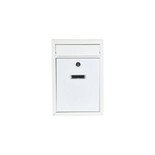 HTI-Line Briefkasten »Briefkasten Como M« (1-St), Weiß
