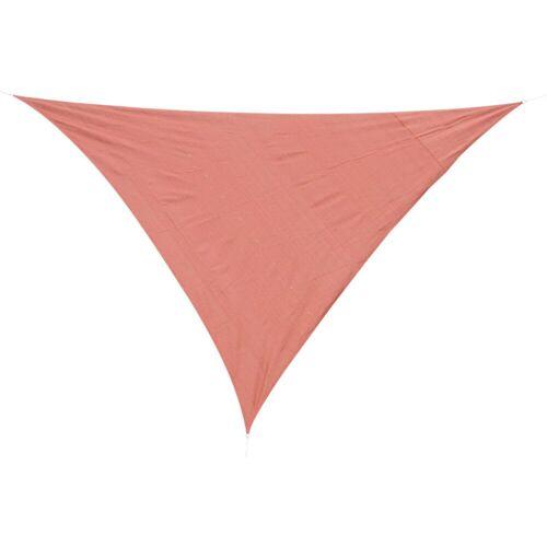 Outsunny Sonnensegel »Sonnensegel als Dreieck«, rot