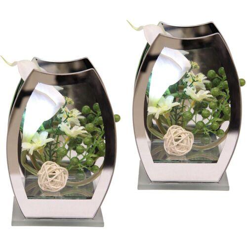 DELAVITA Kunstpflanze »LED-Calla« Calla, , Höhe 15 cm