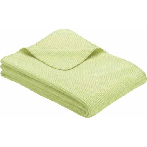 IBENA Babydecke »Imatra«, , mit wunderbarer Stuktur, grün