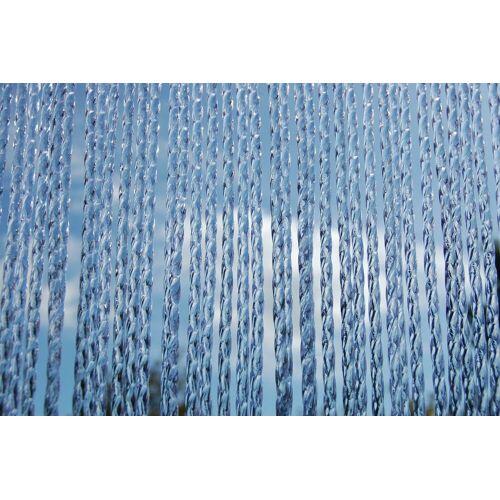 La Tenda Türvorhang »Türvorhang RIMINI 1 Raumteiler Fliegenvorhang Terrassentürvorhang Insektenvorhang transparent«, , individuell in Länge und Breite kürzbar