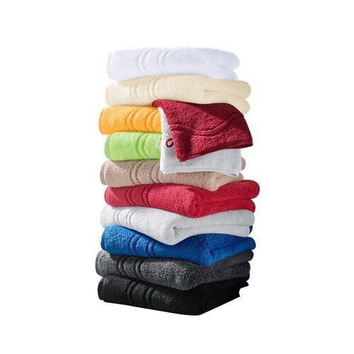 ROSS Handtuch, schwarz