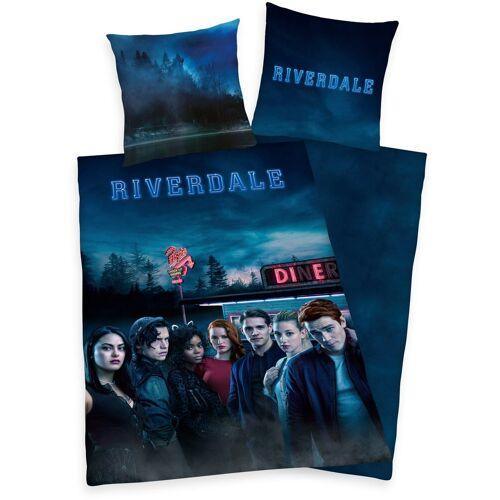 Wendebettwäsche »Riverdale«, mit tollem Riverdale-Motiv