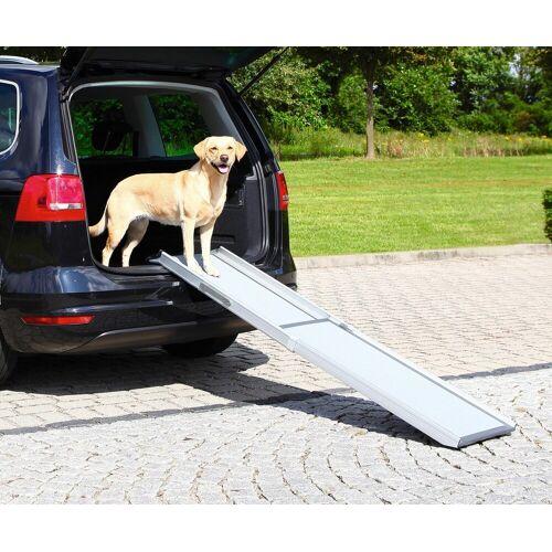 TRIXIE Hunderampe »Petwalk, ausziehbar«, BxL: 43x100-180 cm, belastbar bis 120 kg