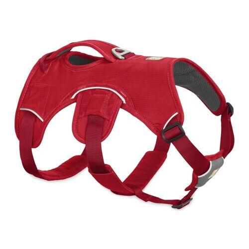 Ruffwear Hunde-Geschirr »Webmaster«, Nylon, rot