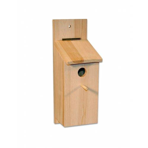 Kerbl Vogelhaus »Sebstbauset Vogelhaus Nistkasten Meisenhaus für Kleinvögel«
