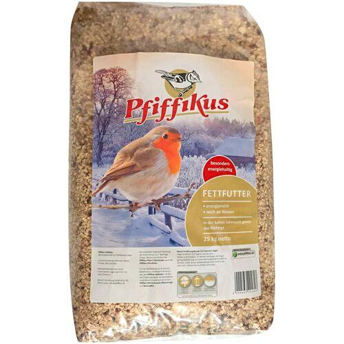 Pfiffikus Vogelfutter »Fettfutter«, 25 kg