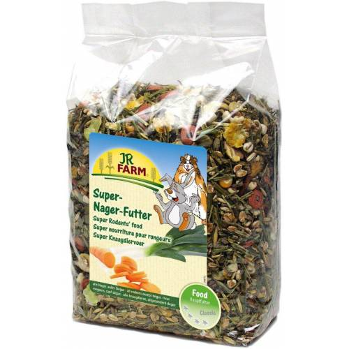 JR Farm Nagerfutter »Super-Nagerfutter«