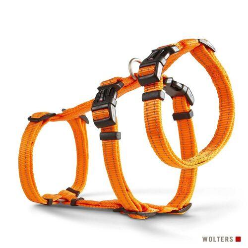 Wolters Hunde-Geschirr »Ausbruchssicheres Soft & Safe No Escape«, Nylon, orange