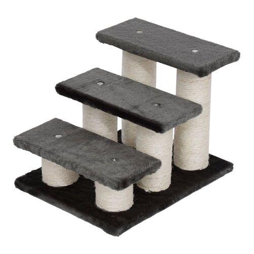 PawHut Kratzbaum »Katzentreppe mit 3 Stufen«