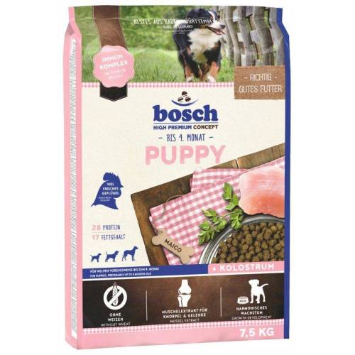 Bosch Petfood Trockenfutter »Puppy«, 7,5 kg