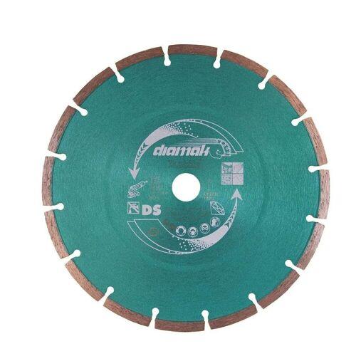 MAKIA Diamanttrennscheibe »Makita Diamanttrennscheibe D-61145 Diamak 230mm«, Ø 23 in mm, (1-tlg), 6650 umdr/min