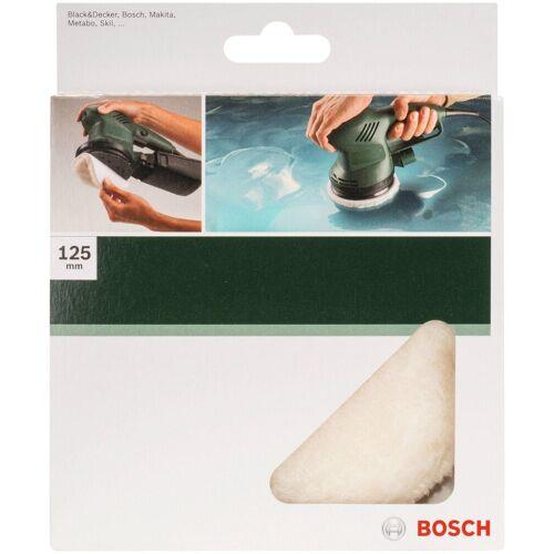 Bosch Polierpad »Lammwollhaube«, für Exzenterschleifer, 125 mm