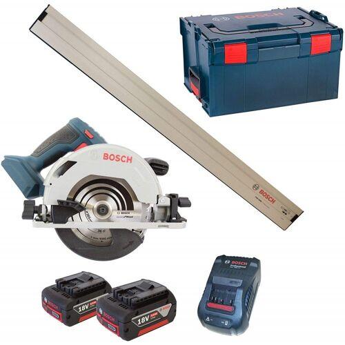 Bosch Werkzeug »GKS 18V57G Professional Akku-Handkreissäge (LED-Arbeitslicht, Motorbremse)«
