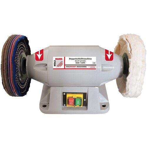 Holzmann Poliermaschine »DSM150PS«, 2850 max. U/min, inkl. 2 Polierscheiben