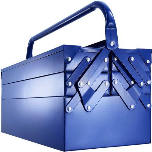 tectake Werkzeugkoffer »Werkzeugkasten«