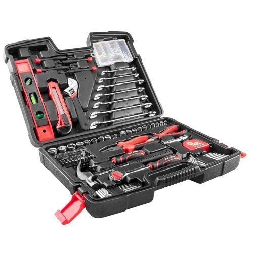 TRIZERATOP Werkzeugset »194 Teilig Werkzeug Set Werkzeugkoffer Werkzeugkas«