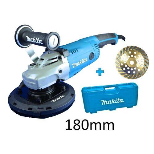 Makita / Trongaard Winkelschleifer »BETONSCHLEIFER / ESTRICHSCHLEIFER / WINKELSCHLEIFER 180MM #3«, max. 6600 U/min