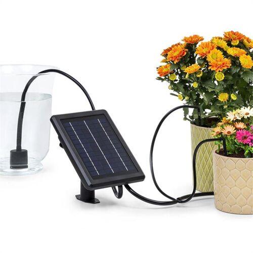 blumfeldt Bewässerungssystem »Greenkeeper Solar Bewässerungssystem Solarpanel 1.500 mAh 40 Pflanzen«, (Set)