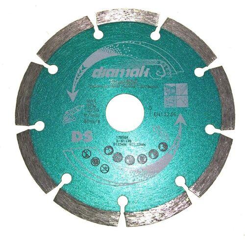 MAKIA Diamanttrennscheibe »Diamanttrennscheibe Makita 125mm D-61139 (P-45761)«, Ø 23 in mm, (1-tlg), 6650 umdr/min