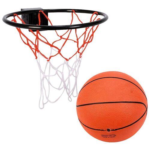 SIMBA Basketballkorb, mit Basketball