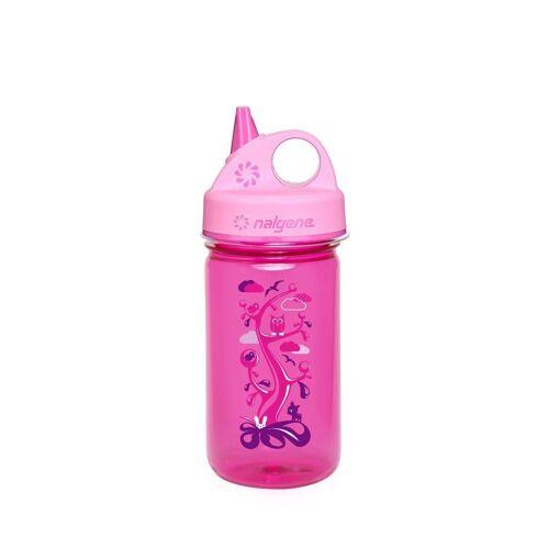 Nalgene Kindertrinkflasche »Kinderflasche 'Grip-n-Gulp', BPA frei«, pink Baum