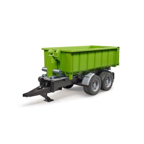 Bruder® Spielfahrzeug-Erweiterung »Hakenlift-Anhänger für Traktoren«