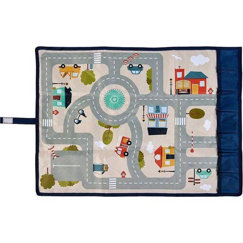 ACHOKA® Kinderteppich »Spielteppich für unterwegs, Travel & Play - Motiv«,