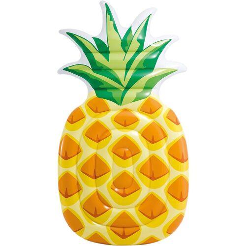 Intex Luftmatratze »Luftmatratze Ananas, 216 x 124 cm«